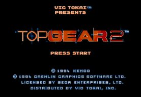 دانلود بازی ماشین سواری Top Gear 2 سگا