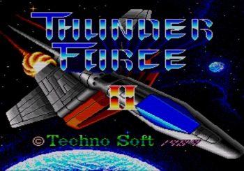دانلود بازی Thunder Force II سگا