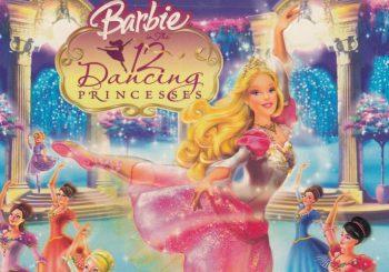 دانلود بازی باربی در رقص 12 پرنسس ها