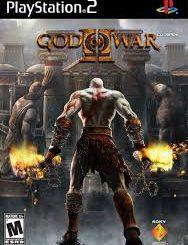 دانلود بازی God of War II برای ps2