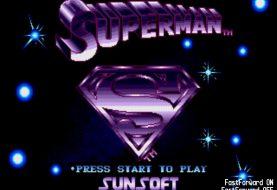 دانلود بازی مرد فوق العاده Superman سگا