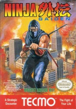 دانلود بازی نینجا Ninja Gaiden میکرو