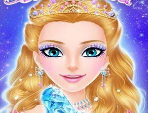 دانلود بازی دخترانه Princess Salon:Cinderella اندروید