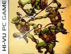 دانلود بازی کارتونی نینجا لاکپشت