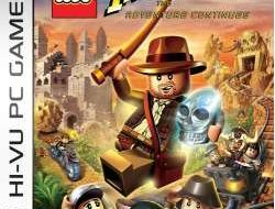 دانلود بازی Lego Indiana Jones 2 The Adventure Continues
