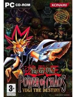 دانلود بازی Yu-Gi-Oh Power of Chaos: Yugi The Destiny