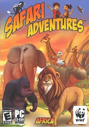 دانلود بازی ماجراجویی های سفر آفریقا