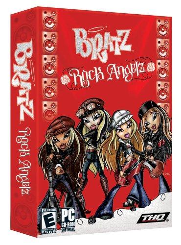 دانلود بازی کامپیوتری و جذاب bratz rock angelz