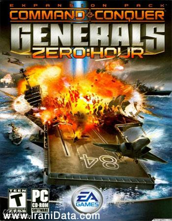 دانلود بازی جنرال 1 دوبله فارسی برای کامپیوتر