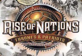 دانلود دوبله فارسی بازی Rise of Nations Thrones and Patriots برای کامپیوتر