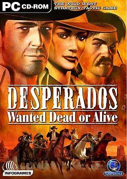دانلود بازی دوبله فارسی Desperados دسپرادو