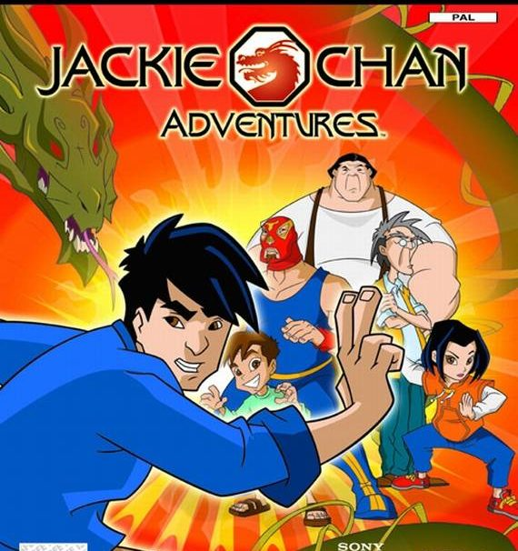 3050 Jackie Chan Adventures 6 Action Adventure 01 10 2004 570x606 - دانلود بازی Jackie Chan Adventures برای پلی استیشن ۲