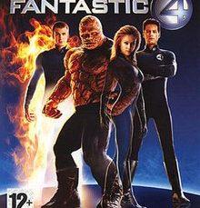 دانلود بازی چهار شگفت انگیز Fantastic Four