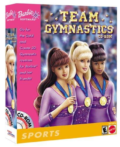 دانلود بازی باربی Barbie Team Gymnastics برای کامپیوتر