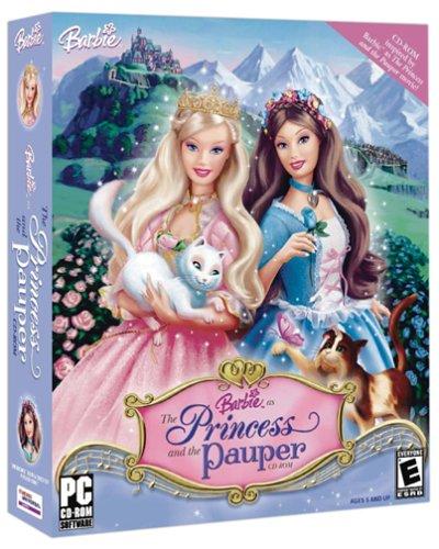 دانلود بازی باربی شاهزاده و گدا برای کامپیوتر