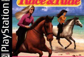 دانلود بازی اسب سواری باربی Barbie Race & Ride