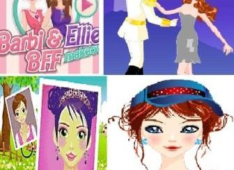 دانلود مجموعه بهترین بازیهای فلش مدلینگ و آرایش و زیبایی